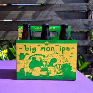 6 pack of IPA